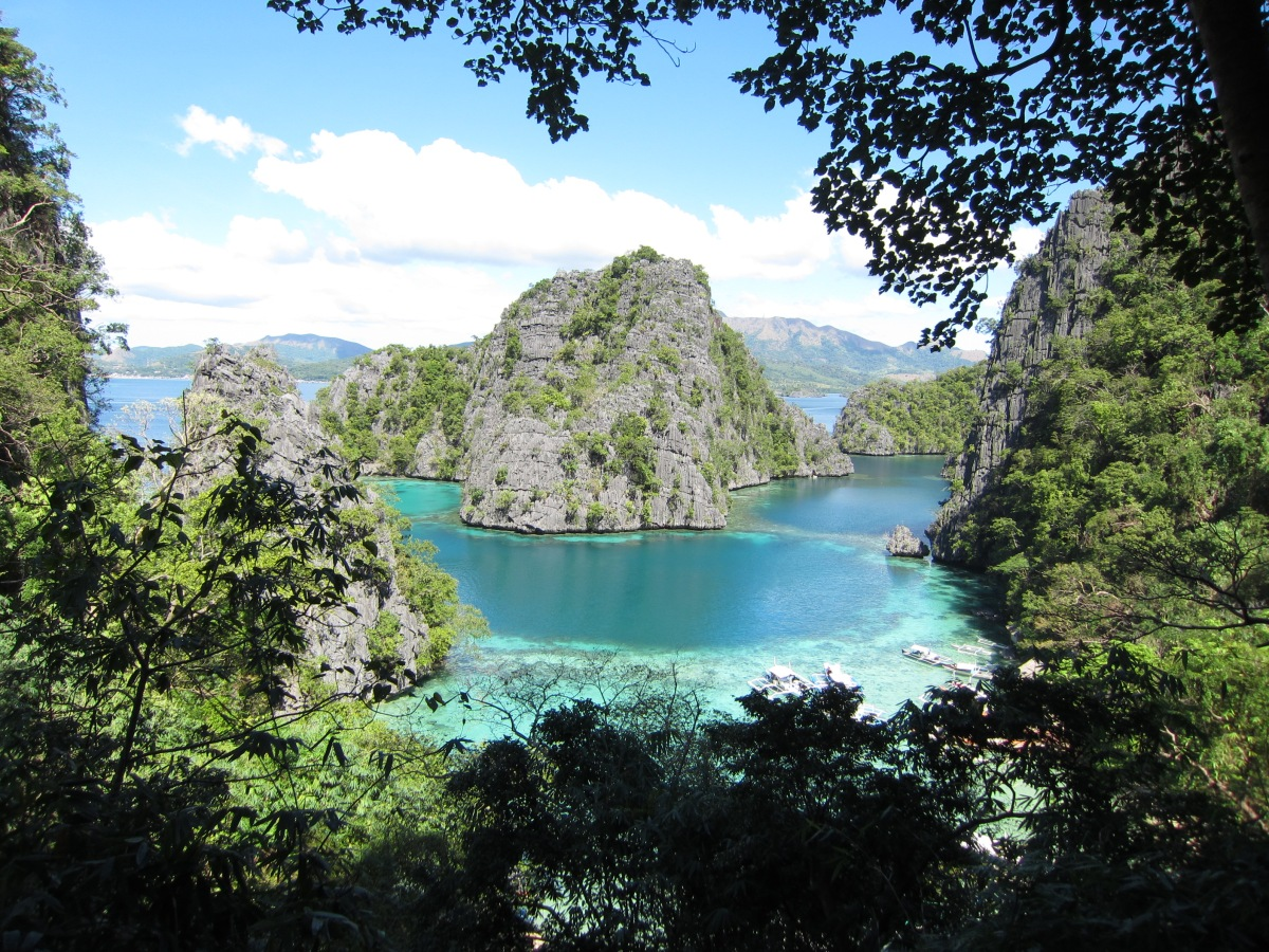 Kayangan Lake, Philippines