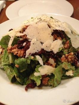 Cyma's specialty, roku salad