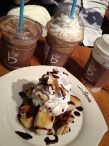 First taste in S. Korea