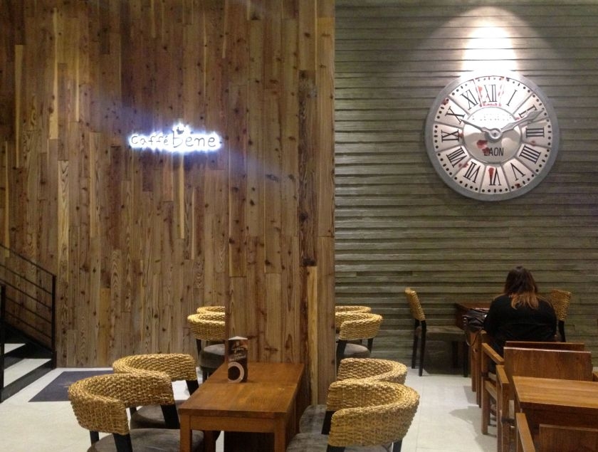 Caffe Bene in Eastwood, MLA