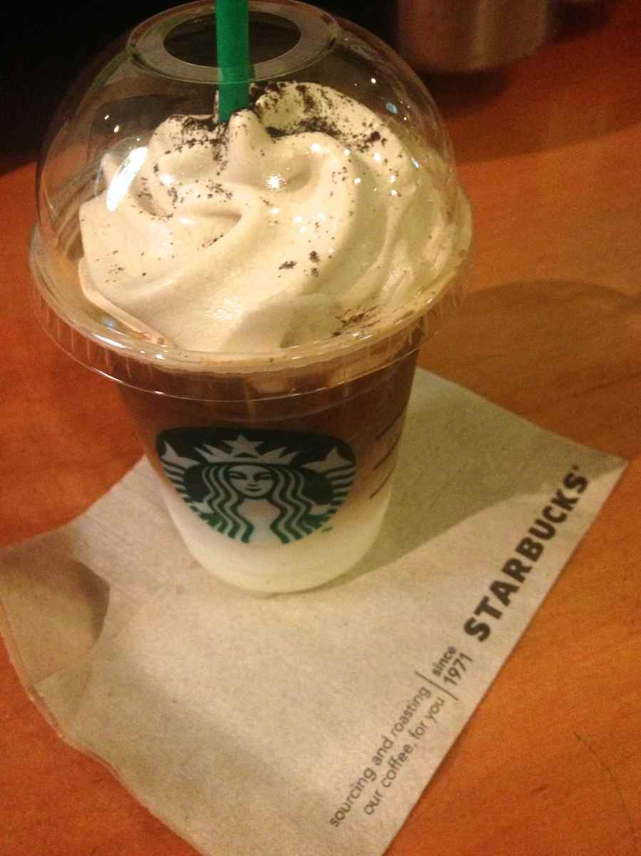 Starbucks Asian Dolce Latte