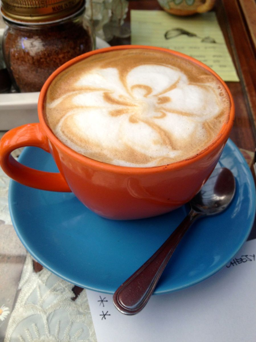 Cafe Mary Grace Cappuccino