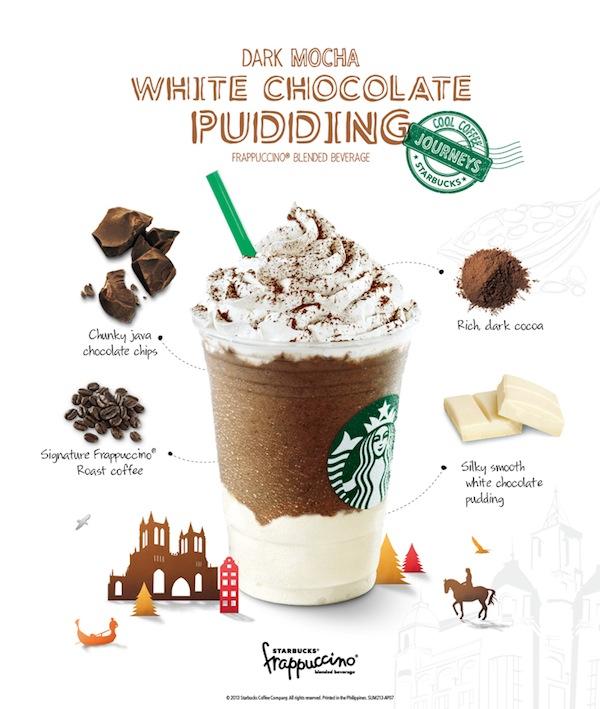 Starbucks Drinks Add Ons
