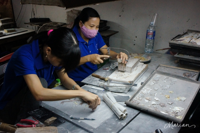 Handicraft workshop