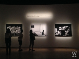 Some Days, Wang Ningde [Flux Realities exhibit at ArtScience Museum]