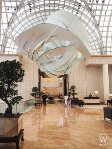 Cornucopia, Frank Stella [The Ritz-Carlton, Millenia]