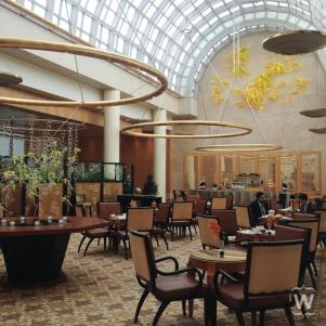 Sunrise, Dale Chihuly [The Ritz-Carlton, Millenia]