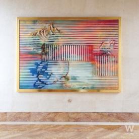 Landscape, Rainer Gross [The Ritz-Carlton, Millenia]