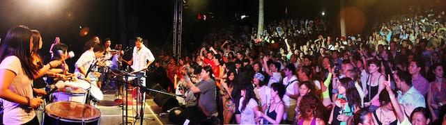 Photo courtesy of Malasimbo Music and Arts Festival