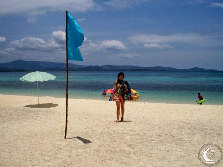 Maniwaya Island in Santa Cruz, Marinduque