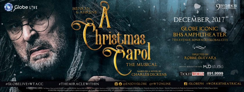 A Christmas Carol 2017 Cover Photo
