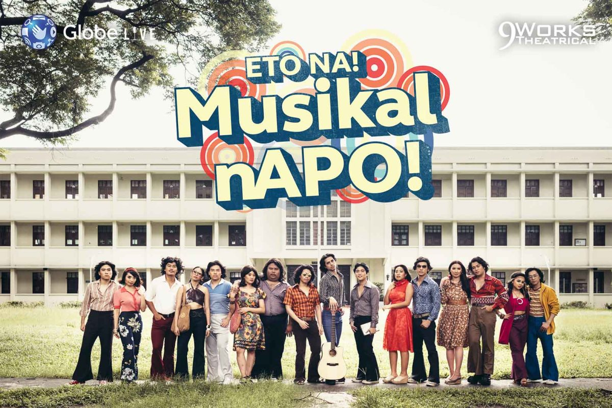 Musical Review: ETO NA! Musikal nAPO! by Globe Live x 9 Works Theatrical